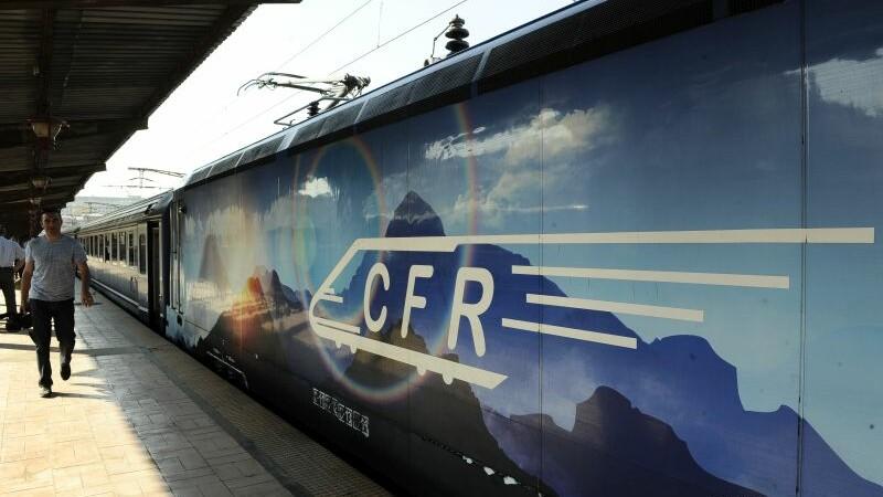 Trenurile Soarelui, CFR