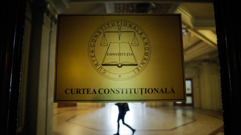 Curtea Constitutionala a Romaniei FOTO INQUAM