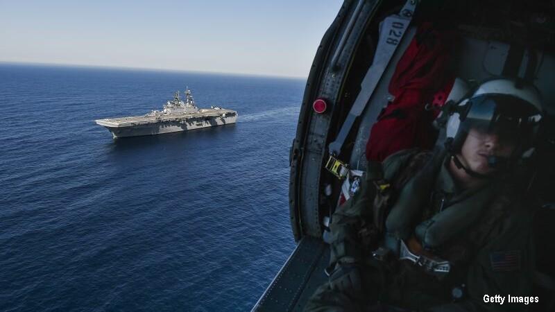 Rusia ameninta fortele navale din Marea Neagra: \