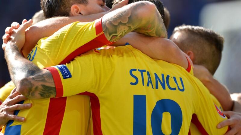 Romania-Elvetia - Agerpres