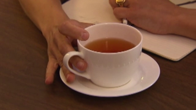 ceai cald