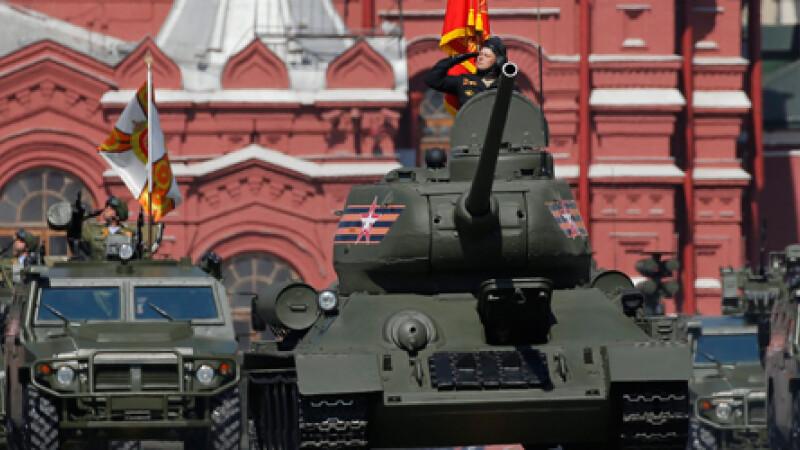 cover parada militara Piata Rosie Moscova