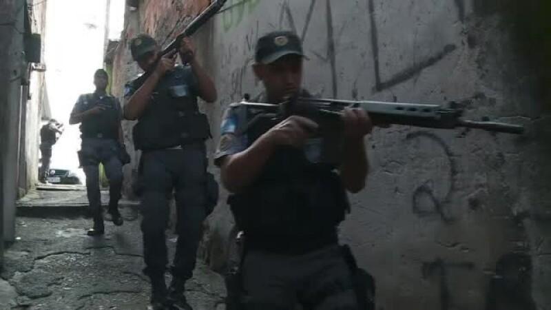 Politie Brazilia