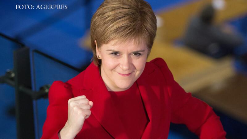 Marea Britanie iese din UE, dar Scotia vrea sa ramana.