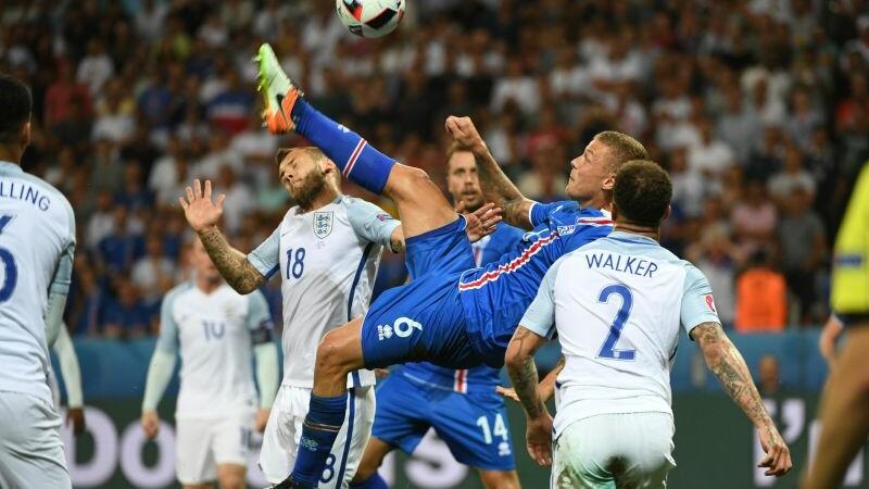 Anglia - Islanda 1-2. Islandezii produc cea mai mare surpriza de la UEFA EURO 2016. Care sunt meciurile din \