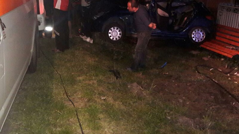 accident Giurgiu
