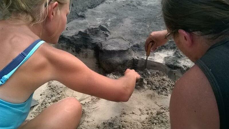 arheologi polonia