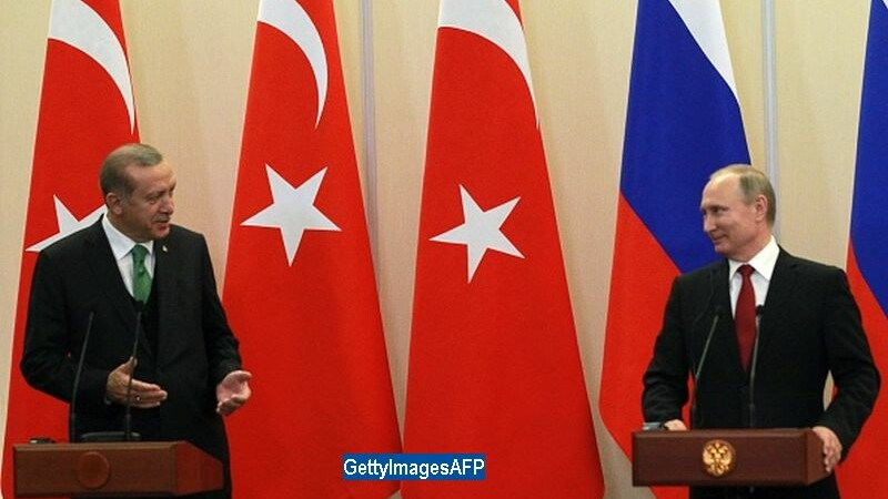Negocierea dintre Putin si Erdogan