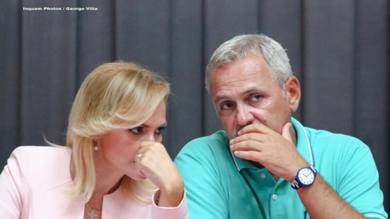 Ultimul motiv de contrazicere Dragnea - Firea: câte voturi a obținut de fapt șeful PSD