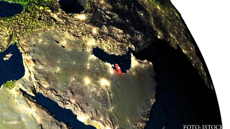harta Qatar