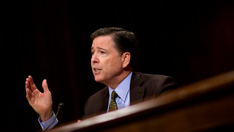 james comey getty