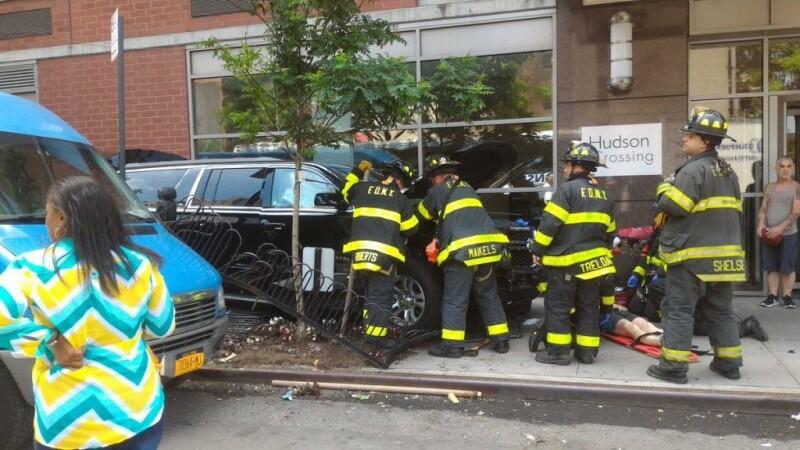 incident new york