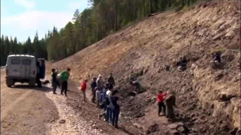 Descoperire antica in Siberia