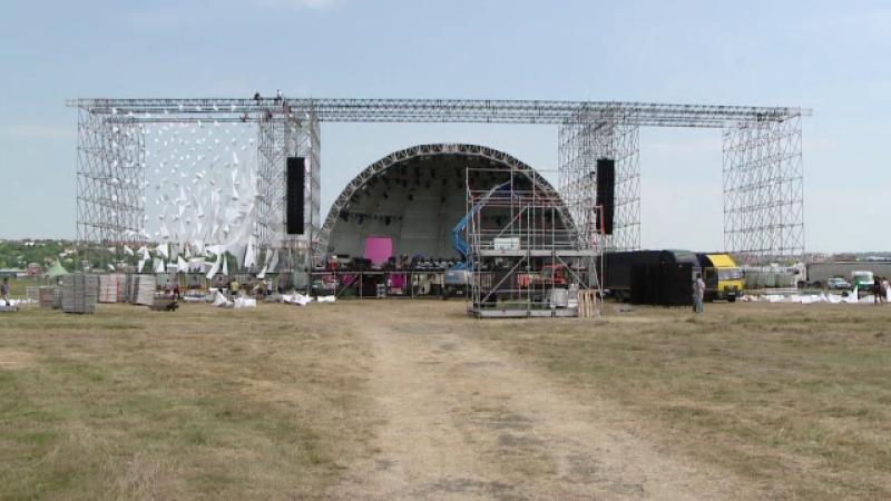 Festivalul Afterhills, pe ultima suta de metri cu pregatirile