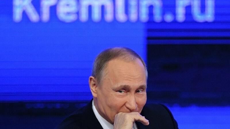 Vladimir Putin - AFP/Getty