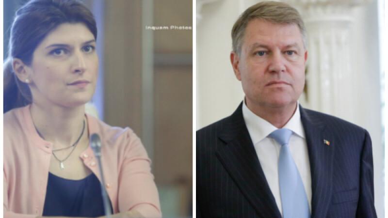 Klaus Iohannis, Alina Petrescu