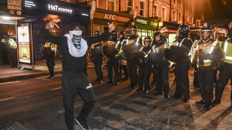 proteste londra - 6