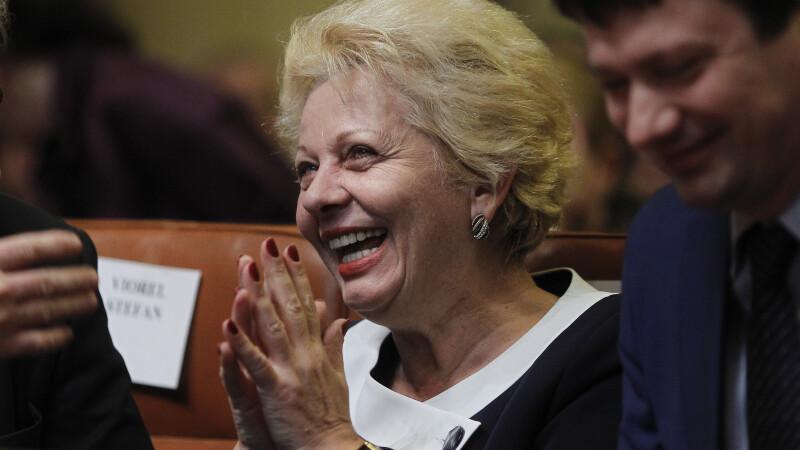 Doina Pana s-ar putea intoarce in Guvern la 3 ani de la episodul