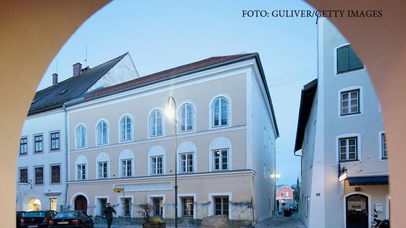 casa lui Adolf Hitler