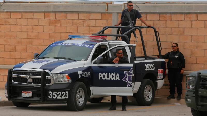 politisti mexicani