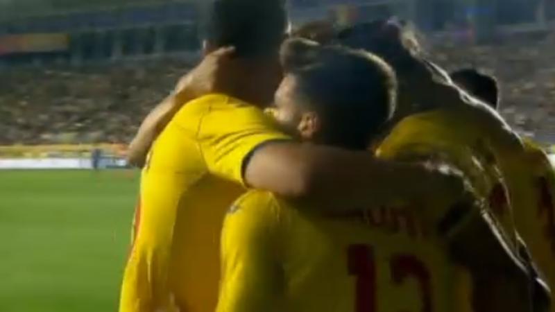 România - Finlanda 2-0. Meciul amical a marcat retragerea lui Lobonţ din naționala de fotbal