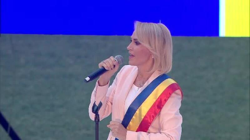"""Gabriela Firea, hashtag cu """"trei culori cunosc pe lume"""", de Ziua Drapelului"""