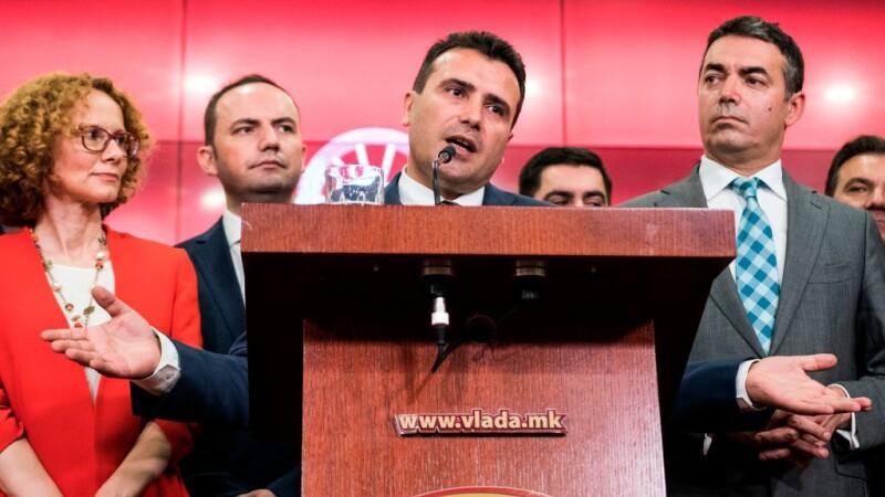 Macedonia și Grecia ajung la o înțelegere legată de numele fostei republici