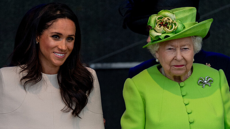 Meghan Markle, prima ieșire în public însoțită doar de regină. La ce eveniment au participat