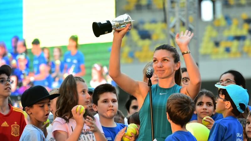 Simona Halep, în continuare numărul 1 mondial. Are 961 de pucte în fața lui Wozniacki