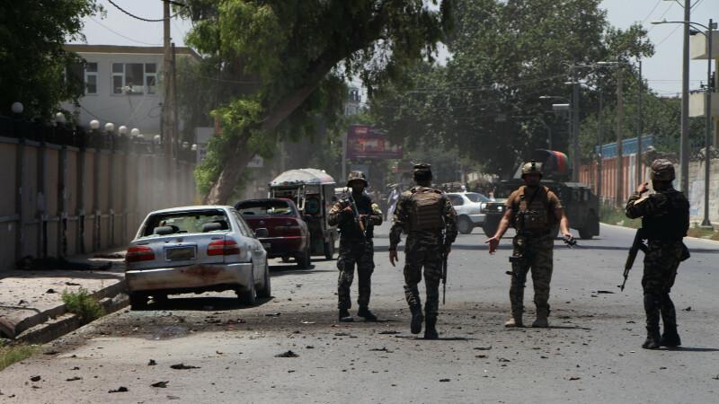 Militari americani, împuşcaţi de un soldat afgan aliat. Este al treilea atac de acest tip