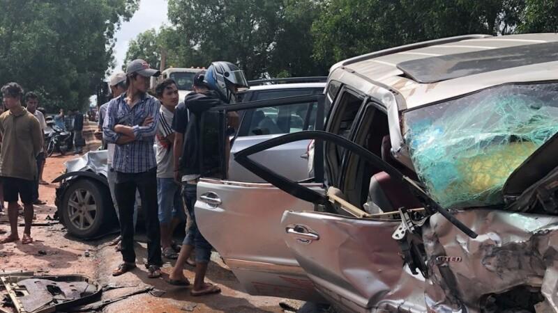 accident Norodom Ranariddh