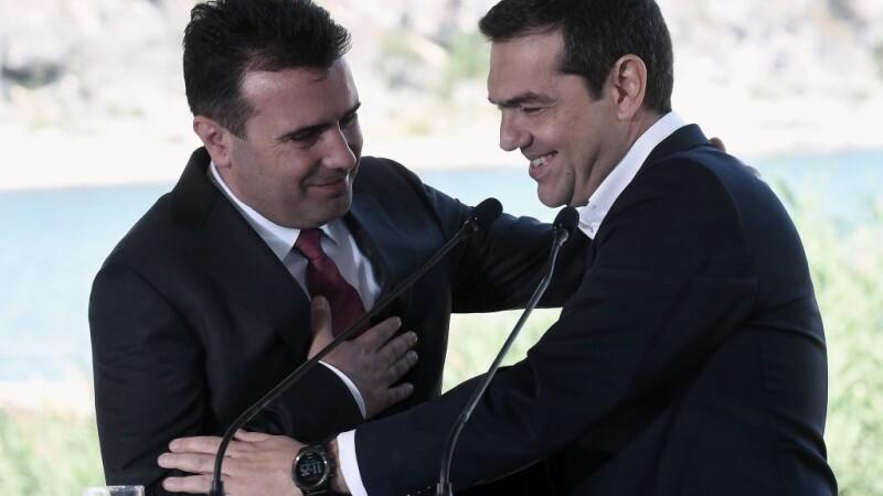 Grecia si Macedonia
