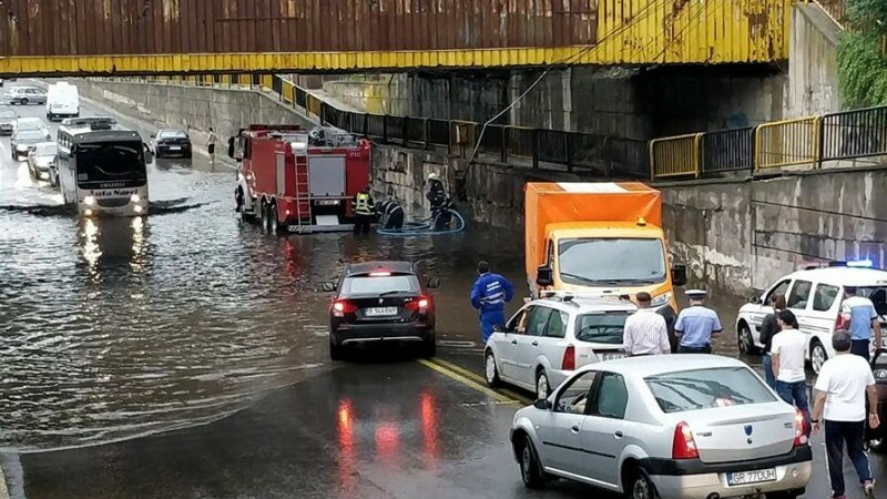 pasaj jilava inundat