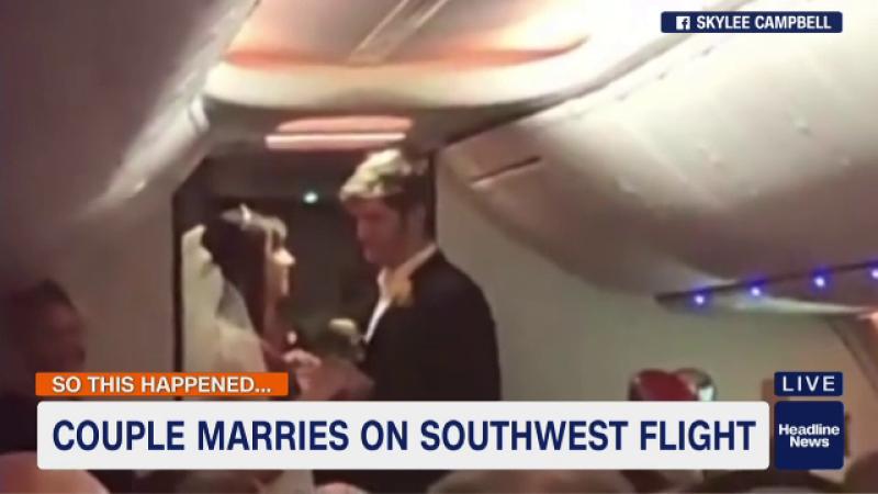 Nunta avion