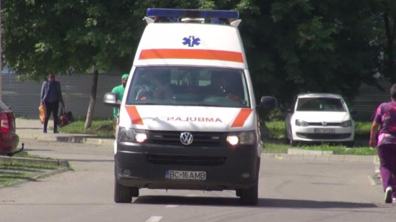 Doi morți şi alţi patru răniți într-un accident rutier cauzat de excesul de viteză