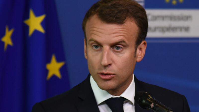 Macron: Marea Britanie, binevenită înapoi în UE dacă electoratul se răzgândeşte