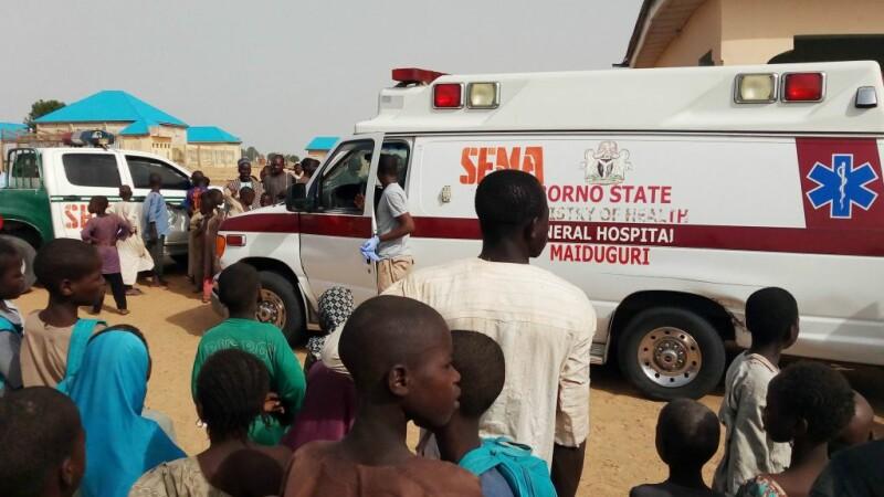 Violente nigeria