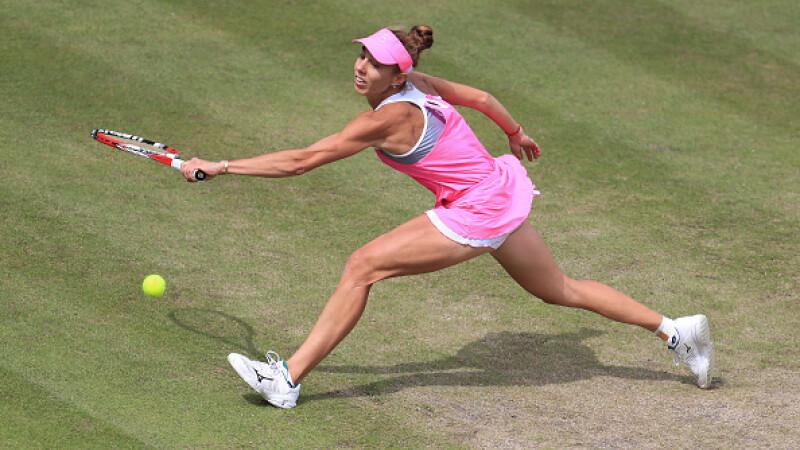Mihaela Buzărnescu s-a calificat în turul al doilea la Wimbledon