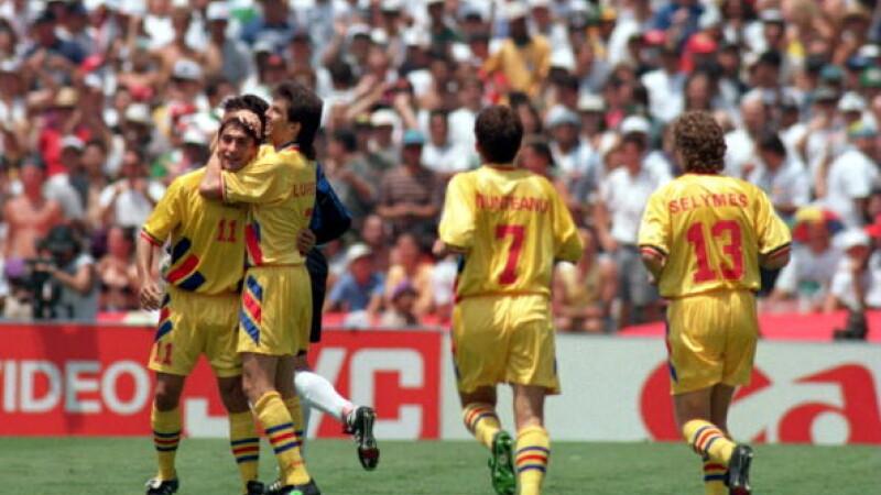 romania, argentina, campionatul mondial, 1994, fotbal, the guardian,