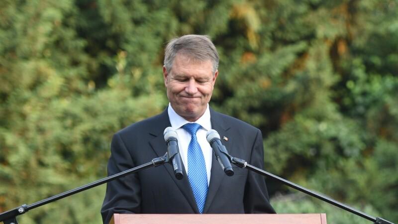 Iohannis: Politicienii care se declară victime ale abuzurilor justiţiei