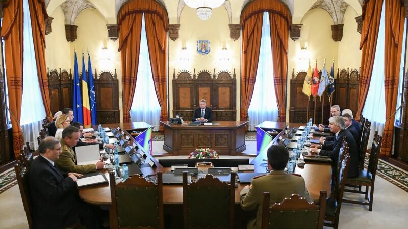 Ședință a CSAT. Discuții despre Roșia Montana și militarii români trimiși în alte țări