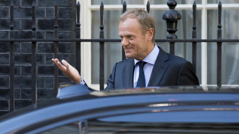 """Donald Tusk, avertisment pentru liderii care se opun politicii privind migrația: """"O manifestare a slăbiciunii"""""""