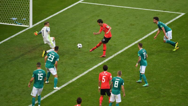 """Germania, eliminată de la Cupa Mondială. Loew: """"Tăcere de moarte în vestiar"""""""