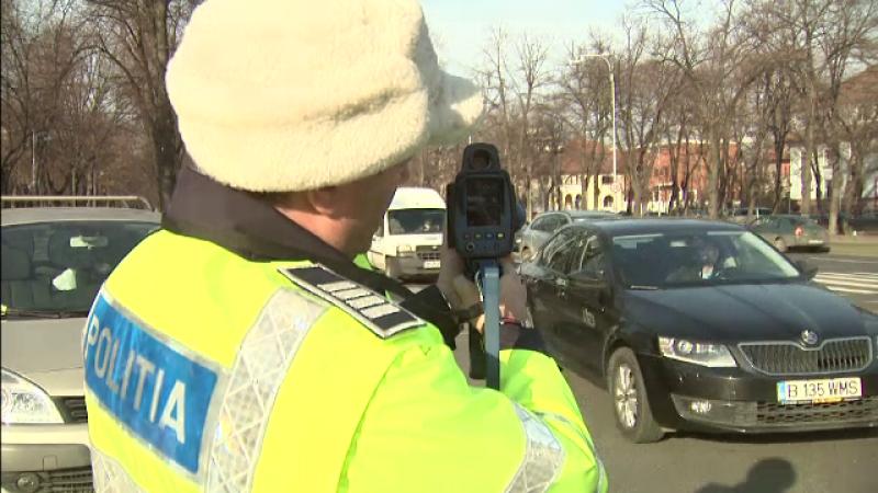 """Proiectul radarelor fixe, criticat dur. """"Polițiștii vor deveni marionete în trafic"""""""