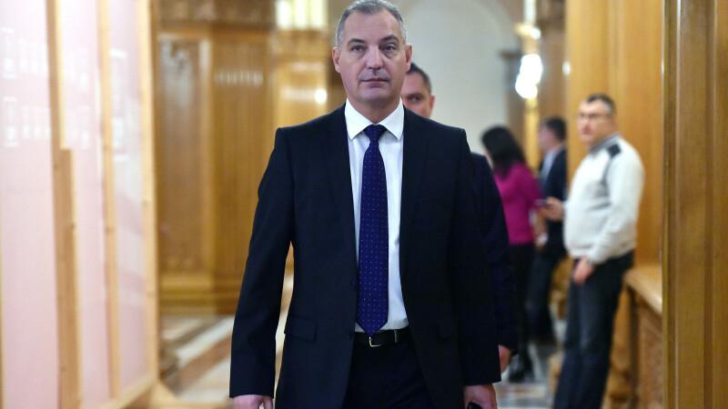 Deputatul Mircea Draghici