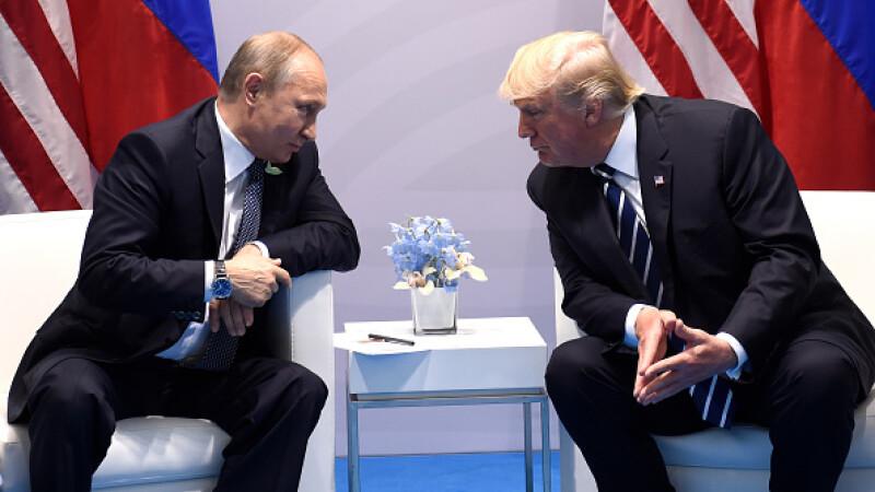 Vladimir Putin și Donald Trump au anunțat locul și data în care se vor întâlni luna viitoare