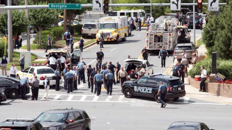 Atac armat Annapolis
