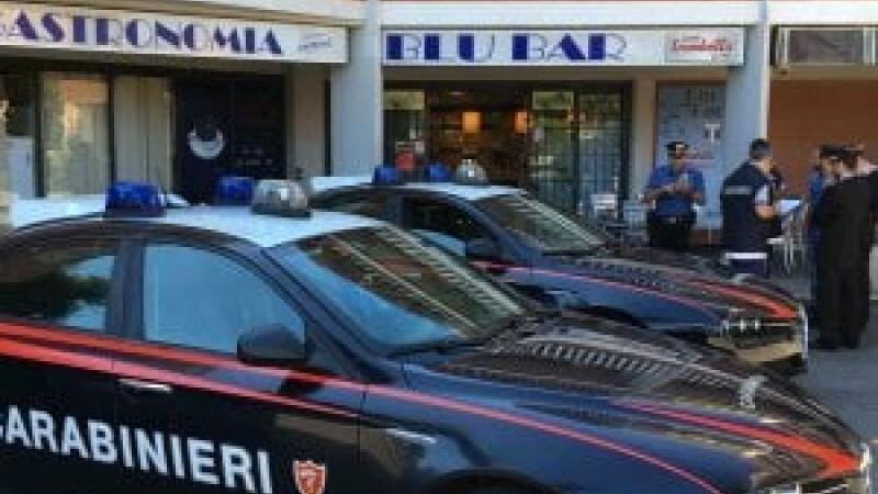 Român împușcat la Roma, în fața unui bar. Atacatorul avea fața acoperită cu mască de schi