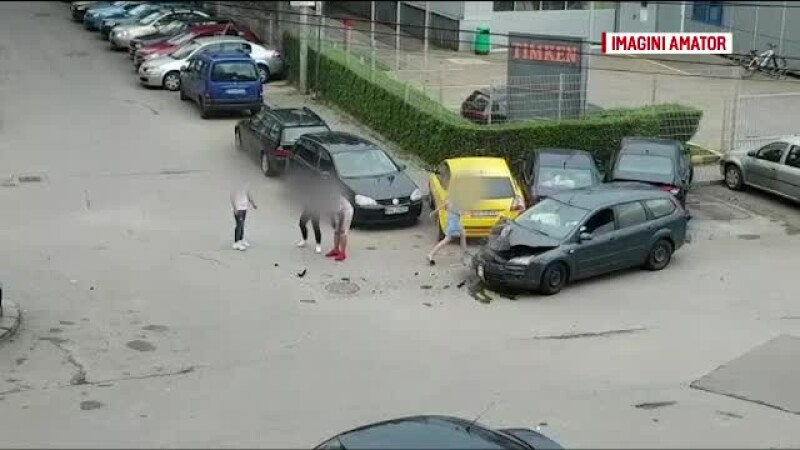 accident minori hoți