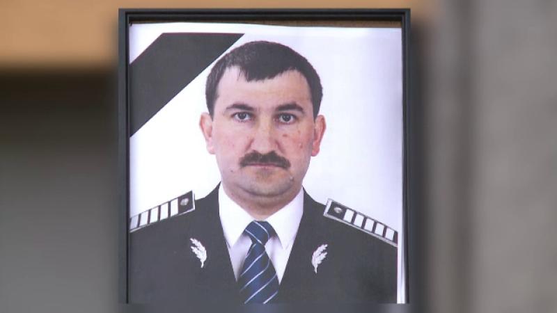 Poliţistul Cristian Amăriei
